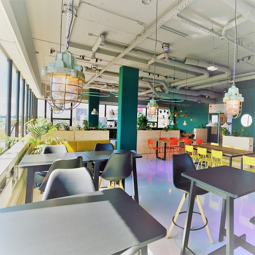 Starcheck is gevestigd op Microlab - Strijp, Eindhoven